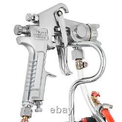 0.5/2.5/4 gallon Pressure Pot Air Paint Spray Gun Industrial Painting Painter