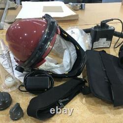 3M Belt-Mounted Powered Air Purifying Respirator Paint Spray Kit, GVP-PSK Used