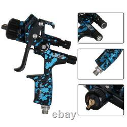 Air Paint Spray Gun Painting Sprayer Furniture Construction Automobiles 600ML