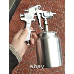 Air Spray Gun Not Include the Cup 3.0 3.5mm Nozzle for High Viscosity Paint 3Pcs