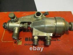 Binks Model 21 Automatic Industrial Spray Gun Paint Striping