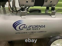 CALIFORNIA AIR TOOLS 8010 Ultra Quiet read description