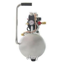 CALIFORNIA AIR TOOLS CAT-8010 Ultra Quiet Oil-Free Air Compressor 8-gal 1-HP