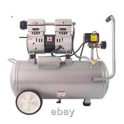 California Air Tools Electric Air Compressor 8 Gal. 1 HP 120PSI 1-Stage Portable