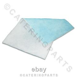 Car Spray Booth Paint Shop Air Filter Material 1, 2, 3, 4, 5 Or 10 Metre Lengths