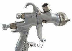 DeVilbiss FLG-5 1.8mm Paint Air Spray Gun + 13 Piece Cleaning Kit