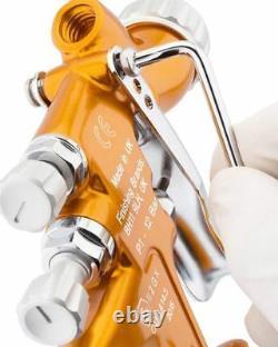 DeVilbiss SRI Pro Lite HV5 Air Cap 1.2mm Fluid Tip HVLP Air Spray Paint Gun
