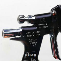 DeVilbiss Tekna ProLite Paint Spray Gun TE20 Air Cap1.3 Tip 600ml cup