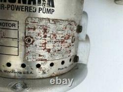 Graco 223596 Monark Pneumatic Airless Paint Spraying Pump/unit 231 Ratio