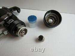 Graco 24C855 HVLP G40 Flat Face Air Assist Paint Spray Gun + 413 Tip
