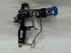 Graco G40 Air Assisted HVLP Paint Spray Gun 24C857 Reduced 5-18-21
