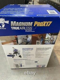 Graco Magnum 17G178 ProX17 Cart Airless Paint Sprayer