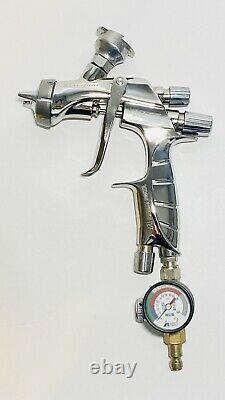 Iwata Supernova Auto Air Paint Spray Gun WS400 Evotech 1.4mm Tip 5910 W PPS Adpt
