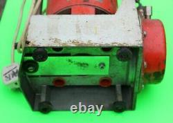 Mini Vintage compressor Beaver air compressor for paint spraying 240V OIL-LESS