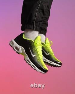 Nike Air Max Plus Tn Se Spray Painted (ci7701 700) Men's Trainers Uk 7 Eu 41
