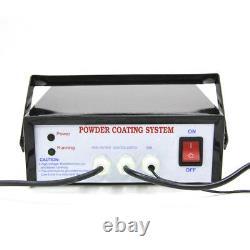 Original Portable Powder Coating System Paint spray Gun PC03-5 Air Paint Gun