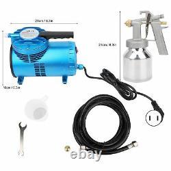 Paint Spray Gun Air Tool Wall Sprayer Gun-Auto Body Shop Home Furniture