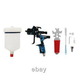 R-3900 Air Paint Spray Gun Painting Sprayer for Car Repair Sheet Metal 600ML