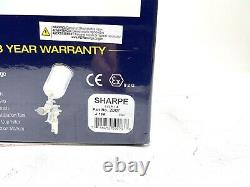 Sharpe 253427 Razor Lvlp Spray Paint Gun, Tip 1.3 MM