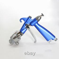 Spray Gun Paint Air Compressor Airbrush HVLP Spray Airbrush Double Nozzle 1.2mm