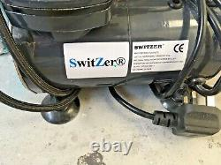 Switzer AS18 Airbrush With Compressor Air Brush Spray Kit Paint