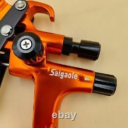 T60 spray gun 1.3mm HQLVLP car sprayer painting tool high Atomization air paint