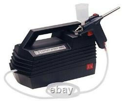 Tamiya 74520 Spray-Work Basic Air Compressor withAirbrush For Model Paint Tools