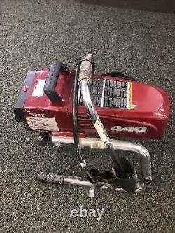 Titan Impact 440 Paint Sprayer No Spray Gun No Hose Free Shipping
