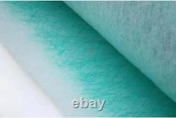 Viskon-Aire Paint Spray Booth Fiberglass Exhaust Filter Pads 15 gram (50 Pack)
