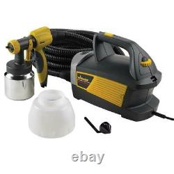 Wagner HVLP Paint Sprayer Variable Air Pressure Control Light Duty Electric