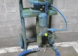 Wiwa Phoenix 321 Industrial Airless Paint Pump Spray Package with Cart 11032