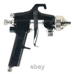 2 1/2 G 10l Pistolet De Peinture À L'air De Pot Haute Pression, Réservoir De Pression Avec Pistolet De Pulvérisation
