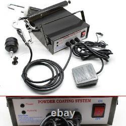 2020 Original Portable Powder Coating System Paint Spray Gun Pc03 Air Paint Gun