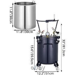 Agitateur De Pulvérisateur De Pulvérisateur De Pot De Peinture De Pression De 20l De Gallon