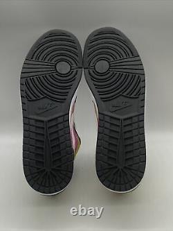 Air Jordan 1 Faible Se Peinture Peinture Homme Taille 17 Cw5564 001