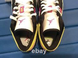 Air Jordan 1 Peinture À Faible Vaporisation Cw5564-001 Taille 10 Hommes