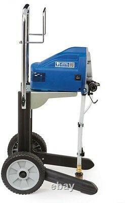 Airless Paint Sprayer Cart Power Piston Pressure Relief Valve Intérieur Extérieur