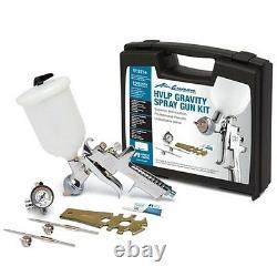 Anest Iwata Air Gunsa Auto Gravity Feed Az3-hv2 Hvlp Paint Spray Gun Kit 9276