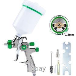 Auarita L-898 Lvlp Gravity Feed Air Spray Gun 1.3 Pulvérisateur De Peinture Pour Voiture Nouveau
