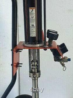 Binks 812451 Raptor Airless Paint Pump / Spray Finishing System 2700 Psi