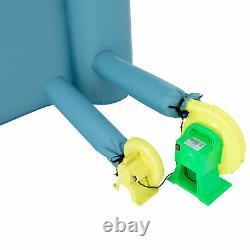 Blow Up Paint Booth Airbrush Spray Paint Tent W Filtres À Air Et Pompes 26×13×11 Pi