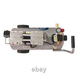 California Air Tools Compresseur D'air Électrique 8 Gal. 1 HP 120psi 1-stage Portable