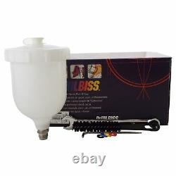 Devilbiss Gti Prolite Black T110 Clearcoat/gloss Smooth Spray Gun 1.3/1.4mm Astuce