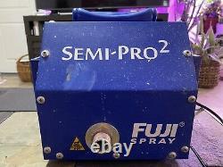 Fuji Spray Semi Pro 2 Hvlp Système De Peinture De Pistolet À Vaporisateur Seulement