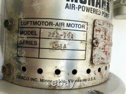 Graco 223596 Pompe/unité De Pulvérisation Pneumatique De Peinture Pneumatique Monark 231 Ratio