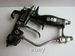 Graco 24c855 Hvlp G40 Pistolet D'aide À L'air Plat Pour Peinture + 413 Astuce