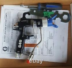 Graco G40 (262929) Pistolet De Pulvérisation Sans Air Assisté Par Air, Pulvérisateur De Peinture, 4000 Psi