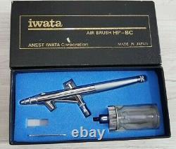 Iwata Hp-bc Airbrush Pulvérisateur Iwata HP Bc Airbrush