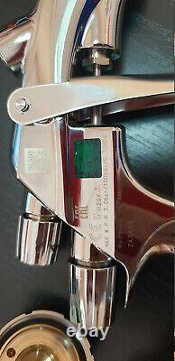 Nouveau Pistolet À Peinture D'air Iwata Ws400 Supernova Original Avec Tasse