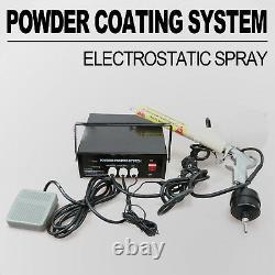 Original Portable Powder Coating System Paint Spray Gun Pc03 Air Paint Gun 2021